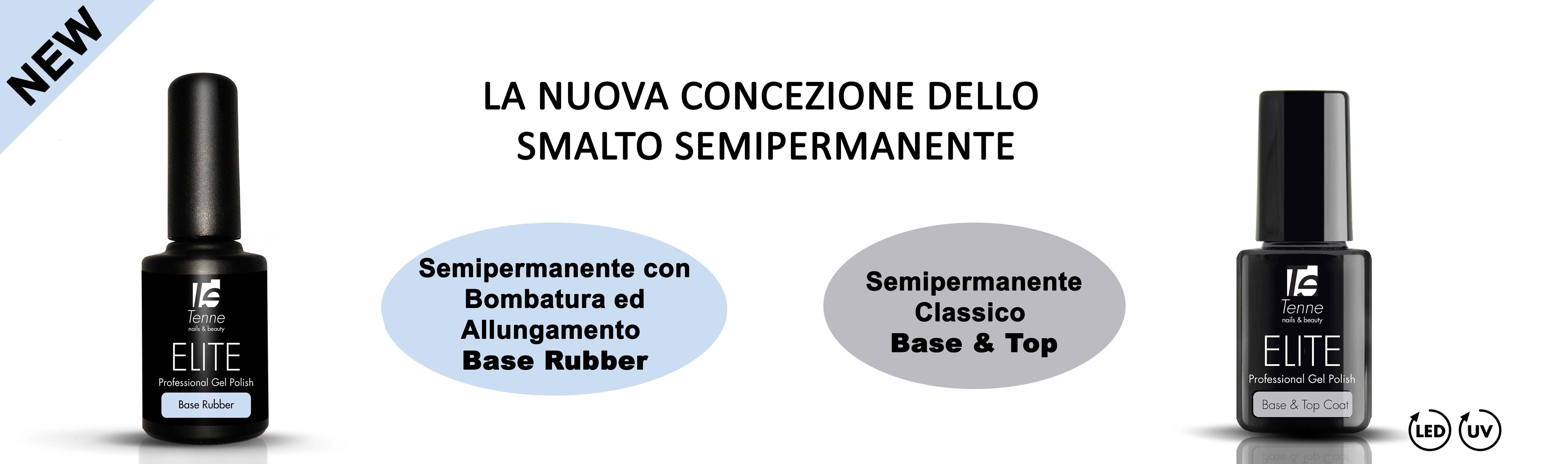 Elite Base Rubber e Base & Top
